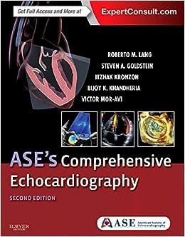 Ase's Comprehensive Echocardiography, 2e por Steven A Goldstein Md  Facc epub