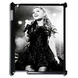 Unique Phone Case Design 19Famous Singer ariana grande- For Ipad 2/3/4 Case
