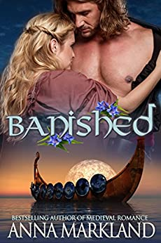 Banished by [Markland, Anna]