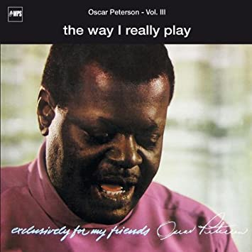 amazon the way i really play oscar peterson モダンジャズ 音楽