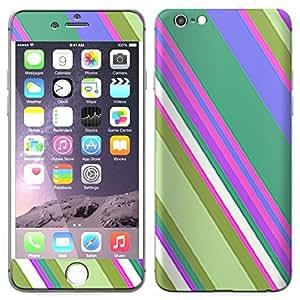 Skin Decal for Apple iPhone 6 Plus - Fun Striped