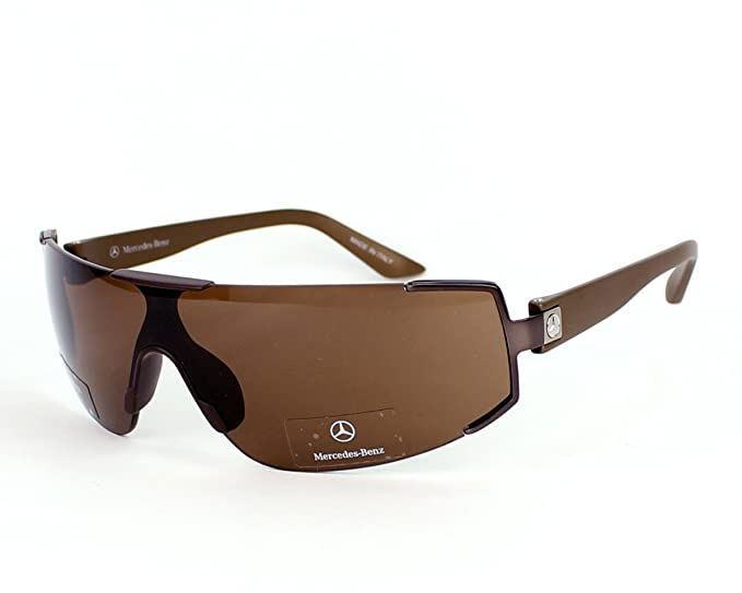 Mercedes-Benz Gafas de Sol M1012C Marrón: Amazon.es: Ropa y ...