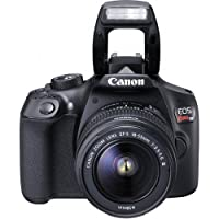 Canon EOS Rebel T6 DSLR Camera w/ EF-S 18-55mm f/3.5-5.6 IS II Lens - Deal-Expo Essential Accessories Bundle from Deal-Expo