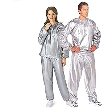 Amazon.com: Everlast traje Sauna de PVC: Sports & Outdoors