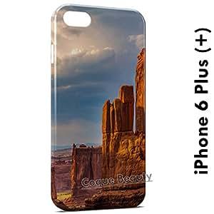 Carcasa Funda iPhone 6 Plus (iPhone 6+) Grand Canyon Protectora Case Cover