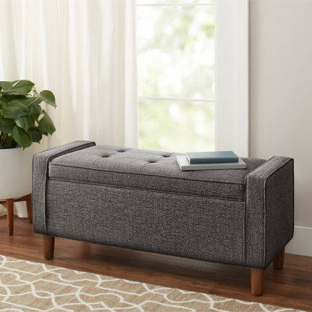 better-homes-and-gardens-flynn-mid-century-modern-upholstered-storage-bench-charcoal