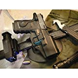 BlackHawk CQC Concealment Holster Matte Finish Glock 19 / 23 / 32 / 36, ...