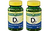 Spring Valley Vitamin D3