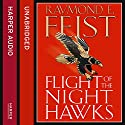 Flight of the Night Hawks: Darkwar, Book 1 Audiobook by Raymond E. Feist Narrated by Peter Joyce