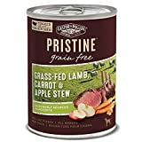 Castor & Pollux Pristine Grass-Fed Lamb Carrot & Apple Stew Wet Dog Food 12.7 Oz, 12 Count Case