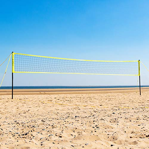 Vermont Portable Volleyball Net – Mastering the beach volleyball set challenge