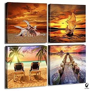51vK0lWkB3L._SS300_ Beach Paintings & Coastal Paintings