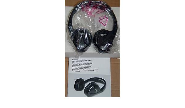 BMW F01 F02 F03 F04 & F07 F10 F11 F18 Serie 5 OEM auriculares infrarrojos unidad nueva: Amazon.es: Coche y moto