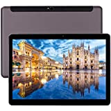 "Fire 10 Inch Android Tablet- 10.1"" Tablets Android 8.0, Deca-Core Processor, 2.8GHz, 6GB RAM, 64GB Storage, 1920x1200 HD IPS Screen, 4G LTE Phablet Dual SIM, Dual Camera, WiFi, Bluetooth, GPS (Black)"