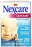 Nexcare Nexcare Opticlude Orthoptic Eye Patches Junior, Junior 20 Units (Pack of 2) by Nexcare