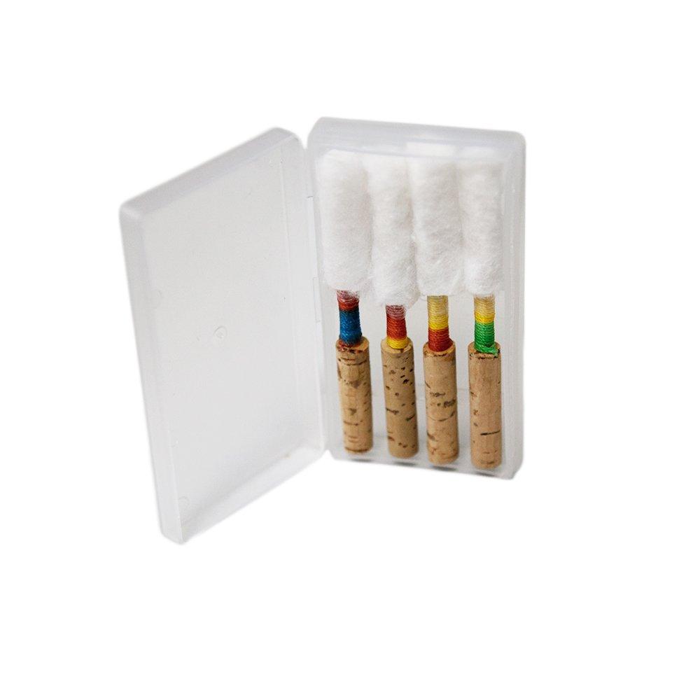 White Crane Medium Soft Oboe Reeds 4 Pack