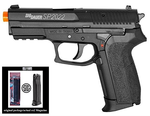Soft Air Sig Sauer Co2 light weight Airsoft Gun, Pistol with Metal Magazine
