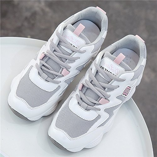 No Fire Scarpe Grigio Xiaolin Soft Versione Donna Sister Ultra Da 55 Ginnastica Coreana Shoes r60Or1
