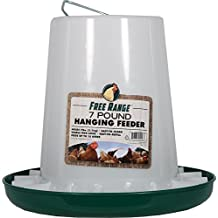 Harris Farms Hanging Poultry Feeder, 7 lbs