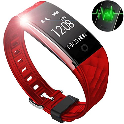 Smart Bracelet Fitness Tracker, Igrosso...