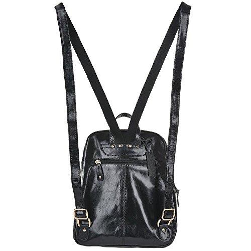 Mochila mujer Leather de Ashwood Bolso wvTat