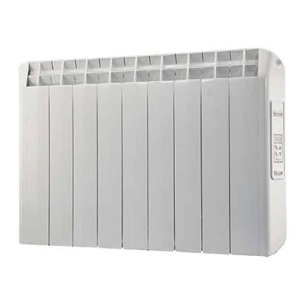 farho XP LST - Radiador Eléctrico de bajo Consumo 990 W, Digital Programable y opción