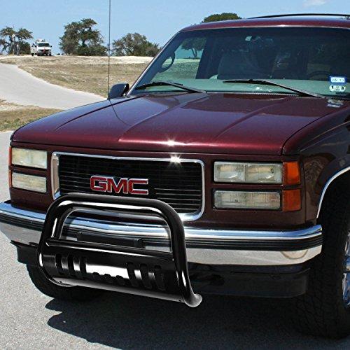New Chevy Gmc C K Suburban Gmt400 3 Black Bumper Push Bull Bar