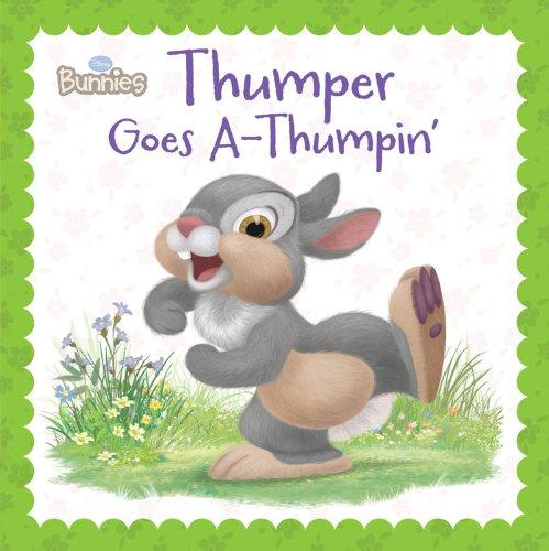 Disney Bunnies Thumper Goes A-Thumpin' (Disney Clearance)
