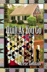 Quilt As You Go (A Harriet Truman/Loose Threads Mystery Book 3)