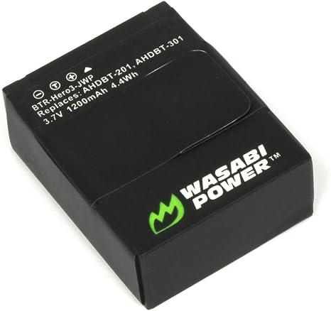Batería y cargador para GoPro HD HERO 3