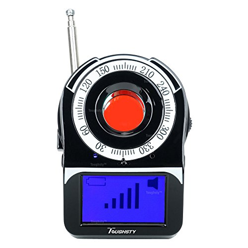 Toughsty Portable Detector Wireless Display