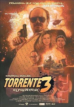 Torrente 3: El Protector [DVD]: Amazon.es: Santiago Segura ...
