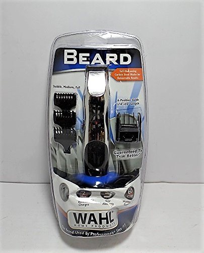 Wahl 9916-817 Groomsman® Beard & Mustache Trimmer