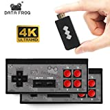 HDMI Y2 DATA FROG HD video games console ,Y2 HD Wireless TV games plug and play video game console for kids and family Wireless game console build in 568 games