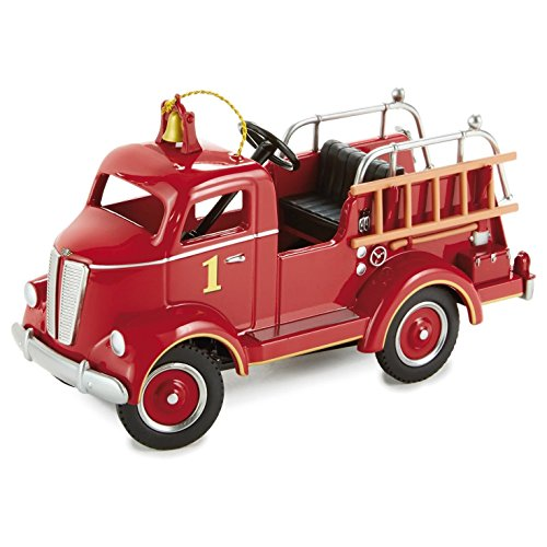 Hallmark 1945 Gillham Fire Engine Kiddie Car Limited Edition