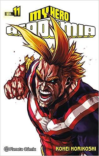 My Hero Academia Nº 11 por Daruma epub