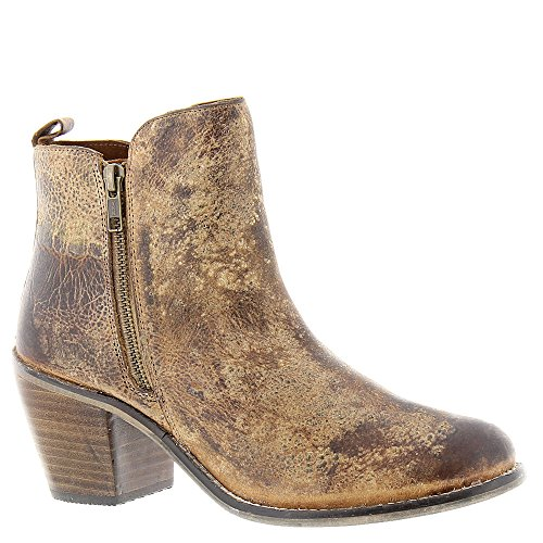 Diba Vrai Java Temps Womens Boot Tan Cuir