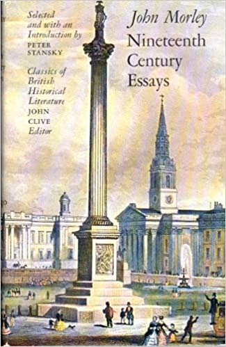 Nineteenthcentury Essays John Morley Peter Stansky Amazoncom Books  Argument Essay Topics For High School also Healthy Diet Essay  English Essay Pmr