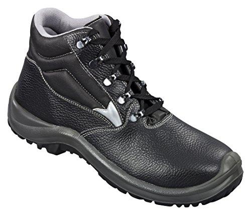 Stivali di sicurezza S3, colore nero, diverse misure, 2445-0-100-45