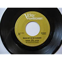reach out in the darkness / time is on your side 45 rpm single
