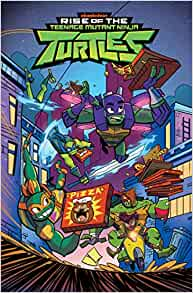 Amazon.com: Rise of the Teenage Mutant Ninja Turtles: The ...