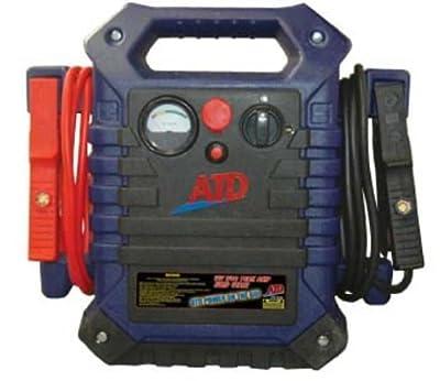ATD Tools 5928 12V 1700 Peak Amp 'ATD Power On The Go' Professional Jump Start