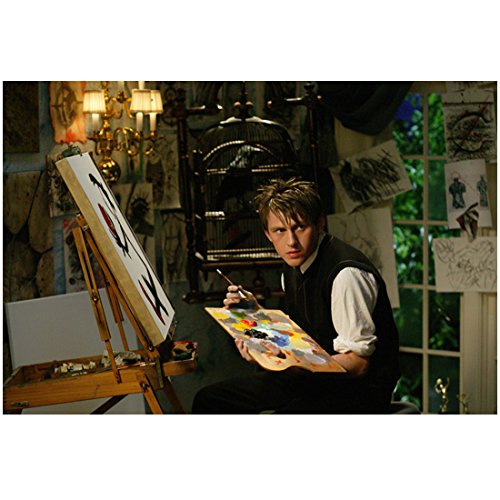Amalgamating Crashers Keir O'Donnell (Todd Cleary) Painting 8 x 10 Inch Photo
