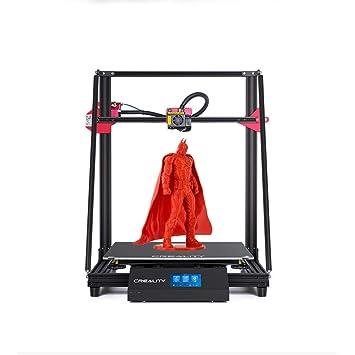 YNPGHG Impresora 3D CR-10Max, tamaño de impresión Grande ...