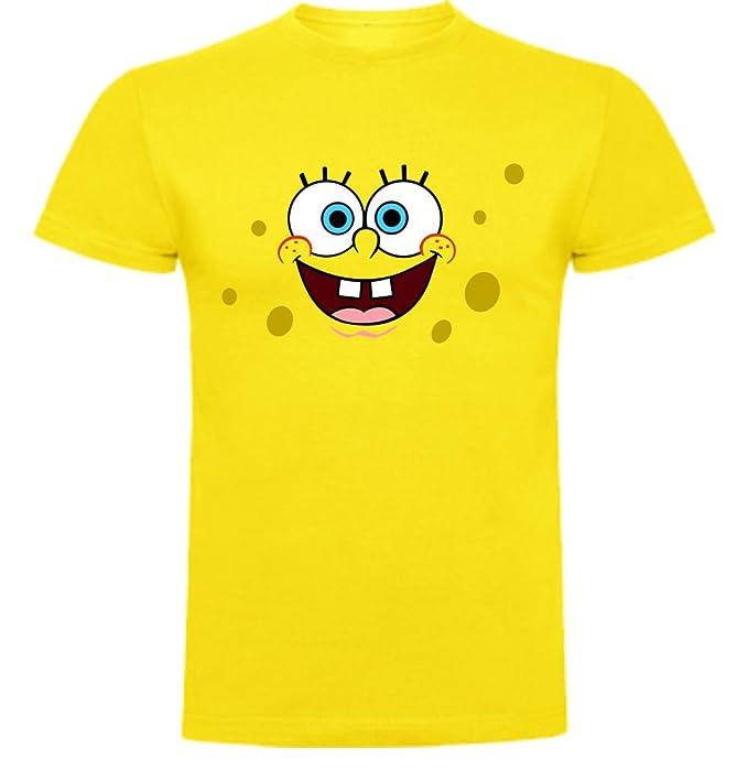 The Fan Tee Camiseta de Minions Bob Esponja Gru Hombre Ogs4PYPtE