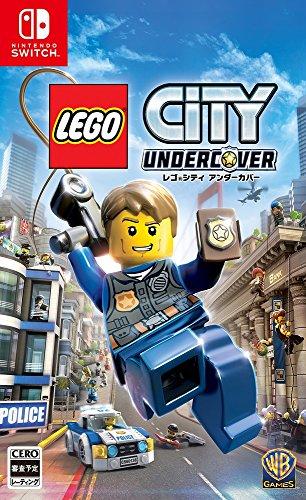 LEGOシティ アンダーカバーの商品画像