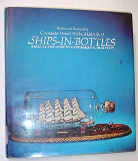Modelling ships in bottles jack needham 9780850599213 amazon ships in bottles a step by step guide to a venerable nautical craft fandeluxe Images