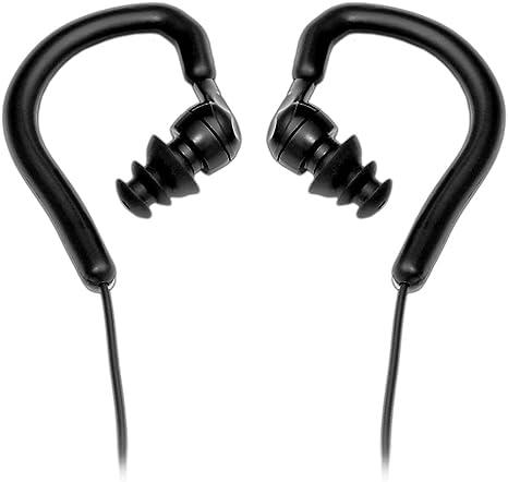XP wired waterproof headphones