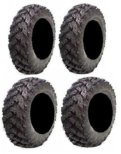 Full set of Interco Reptile Radial 26x9-12 and 26x11-12 ATV Tires (4) (Interco Reptile Tires compare prices)