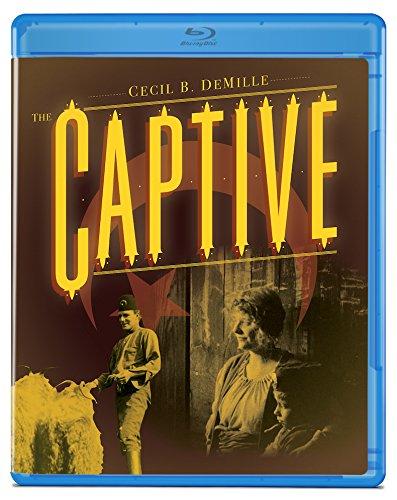 The Captive [Blu-ray]